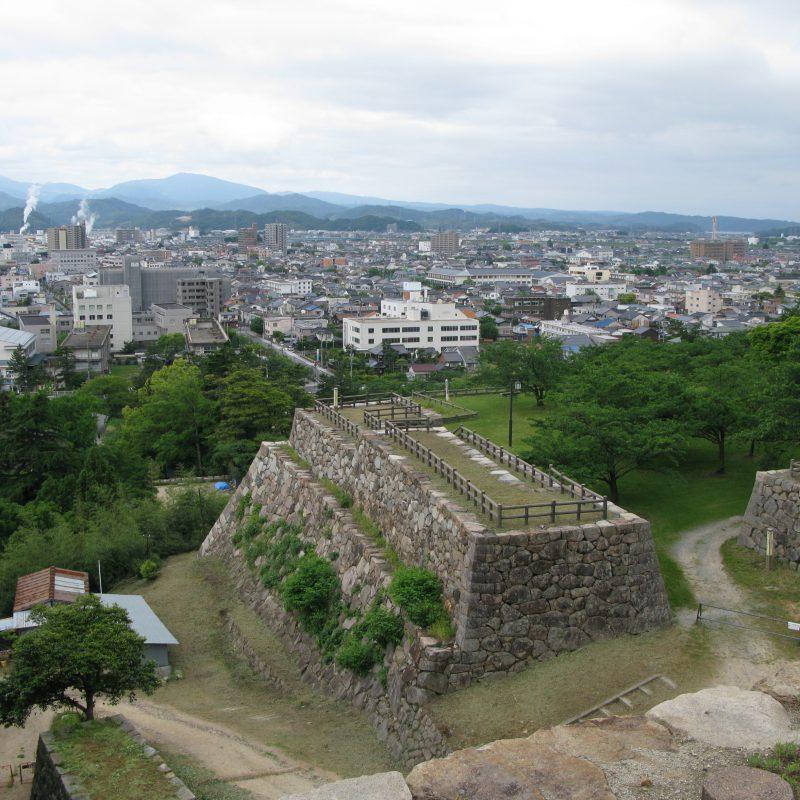 久松山(きゅうしょうざん)城跡