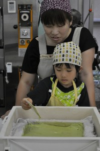 和菓子教室・2014.06.28