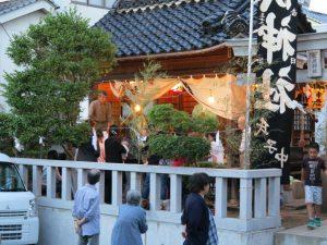 火伏神社の祭り