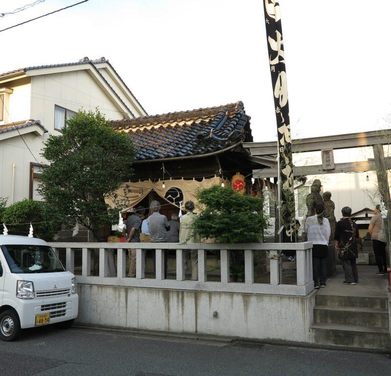 火伏神社祭り